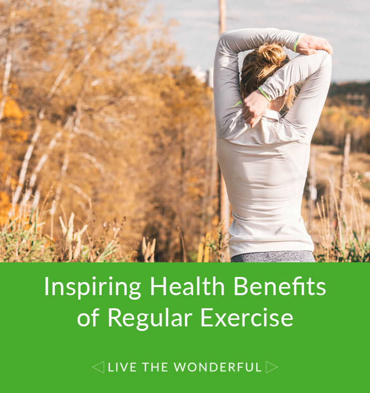 Pinterest - Inspiring Health Benefits of Exercise