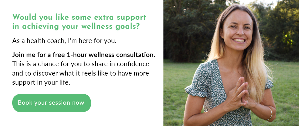Do you need help with your wellness goals?