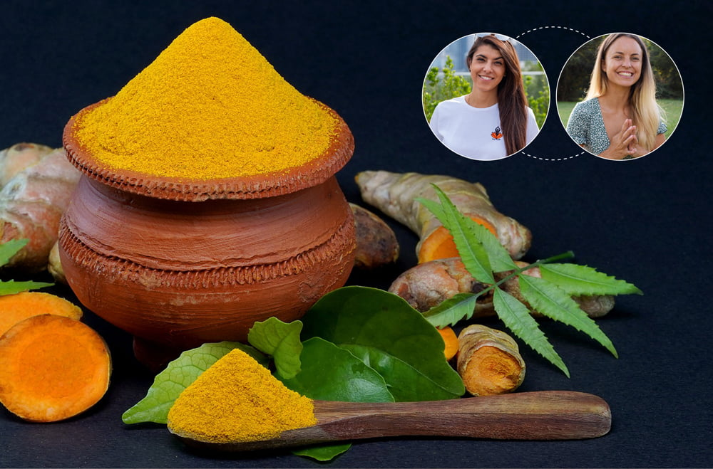 A conversation about Turmeric and Curcumin